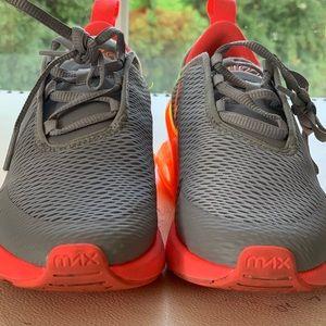 Girls Nike Air 7 C Sz 3